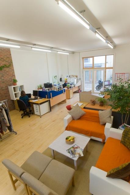 Urban Desk Space Bristol - Facilities